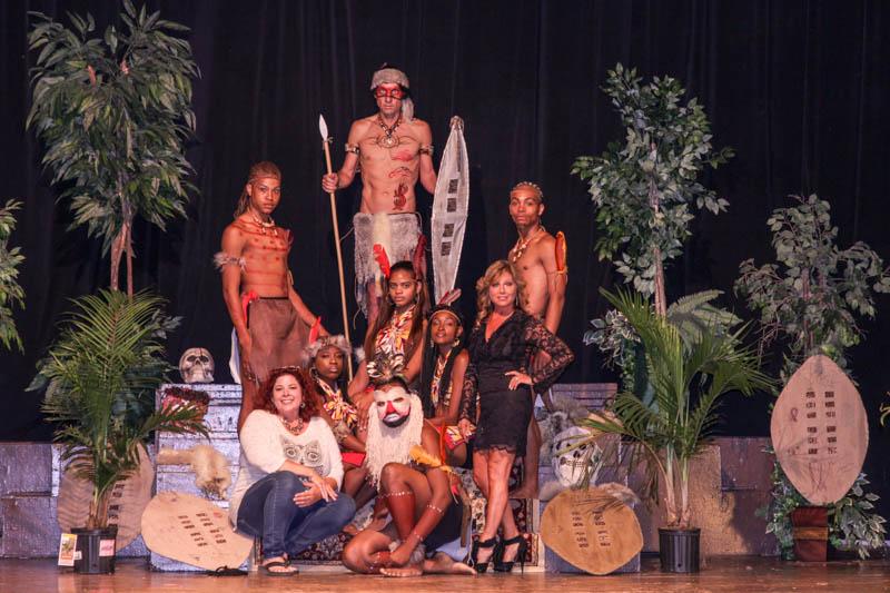 Zulu Production